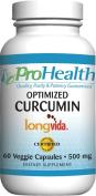 Optimised Curcumin Longvida by ProHealth
