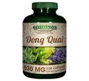 Dong Quai Caps 530 Mg - 100 Capsules