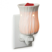 Candle Warmers Etc. Plug-in Fragrance Warmer, Willow