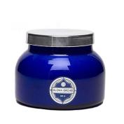 Aspen Bay Capri Blue Jar Candle 590ml - Aloha Orchid