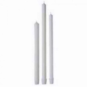 Emkay Altar Candle 15 x 1-1/8 Stearic Self - 12 to Carton