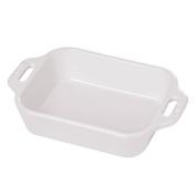 Staub Ceramic 33cm x 23cm Rectangular Baking Dish - White