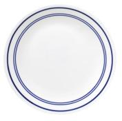 Corelle Livingware 26cm Dinner Plate, Classic Caf. Blue