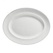 Wedgwood English Lace 35cm Oval Platter