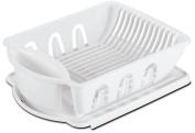 Sterlite Medium Size Sink Dish Rack Drainer