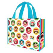 Vandor 46073 Paul Frank Recycled Shopper Tote, Large, Multicolor