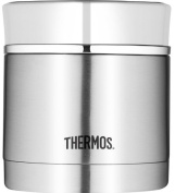 Thermos 300ml Stainless Steel Food Jar, White
