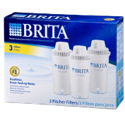 Brita 35503 - Pitcher Replacement filters , 3/Pack