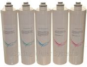 iSpring F5-CUA3 Ultra Filtration 5- filter Annual Replacement Pack