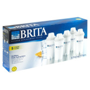 Brita Pitcher Replacement Filter 5 Pitcher Filters