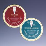 Wine and Food Matching Wheel