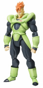 "Bandai Tamashii Nations SH Figuarts Android 41cm Dragon Ball Z"" Action Figure"