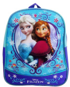 Frozen 28cm Mini Backpack with Metallic Piping