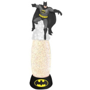 Westland Giftware Glitter Globe Lamp, 30cm High, DC Comics Batman