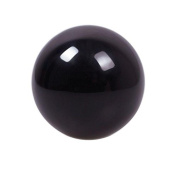 Natural Black Obsidian Sphere Large Crystal Ball Healing Stone Dia. 80mm