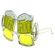 Official Beer Fest Beer Goggles Funny Novelty Party Glasses