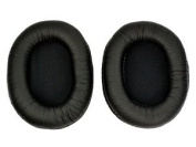 Bluecell Black Pair of Replacement Earpad ear pad for Sony MDR-7506 and MDR-V6 Headphones