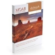 Moab Slickrock Single Sided Metallic Silver 300gsm 13x19 25 Sheets