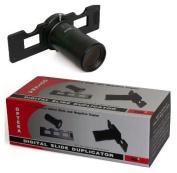 Opteka HD2 Slide Copier for Canon PowerShot A590 A570 IS Digital Camera Includes Tube Adapter & Bonus 10X Macro Close Up Lens