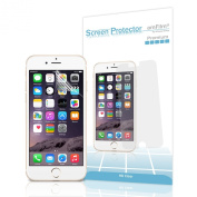 iPhone 6 Plus Screen Protector, amFilm® HD Clear Screen Protector for iPhone 6 Plus 14cm 14cm 2014 ATT Verizon T-mobile Sprint (3-Pack) [Lifetime Warranty]