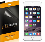 [2 Pack] SUPERSHIELDZ- Privacy Anti-Spy Screen Protector Shield For Apple iPhone 6 12cm + Lifetime Replacements Warranty - Retail Packaging