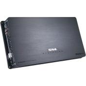 SSL EV5000D EVOLUTION 5000-watts Monoblock Class D 1 Channel 1 Ohm Stable Amplifier with Remote Subwoofer Level Control