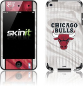 NBA - Chicago Bulls - Chicago Bulls Away Jersey - iPod Touch (4th Gen) - Skinit Skin