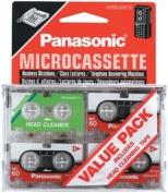 Panasonic RT603VP Micro Cassette Tapes