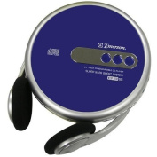 Emerson HD7998BL Personal CD Player with Electronic Volume Control