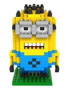 Minions Dave Despicable Me- Loz Micro Blocks
