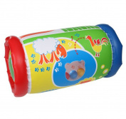 Inflatable Baby Roller With Rattle Sounds- Suitable From 0 Months +