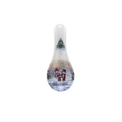 Snowman Family - Christmas Design Spoon Rest