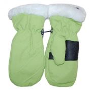 Dimo-Tex - Fausthandschuh Mädchen, grün