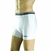 Franklin Sports Youth Compression Short with Quad Flex Cup