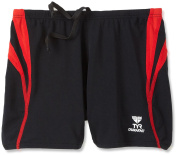 TYR Sport Boys' Alliance Durafast Splice Square Leg Swim Suit