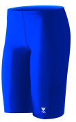 TYR Sport Boys' Solid Jammer Swim Suit