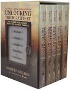 Unlocking the Torah Text Set
