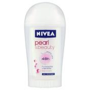 Nivea Pearl & Beauty Deodorant Stick 40ml Case of 1