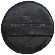 Beauty Is Life Powder Puff Round Black