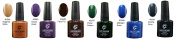 IBN UV/LED Gel Shellac Nail Polish Wonderland Bundle