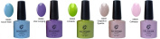IBN UV/LED Gel Shellac Nail Polish Sweet Dreams Bundle