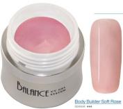 nsi Balance UV Gel System - Body Builder Soft Rose - Opaque - 30g