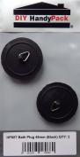 DIY HandyPack - Bath Plug 45mm Black