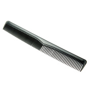 One Piece Fashion Black Salon Hair Styling Hairdressing Beauty Comb .