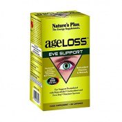 Nature's Plus AgeLoss Eye Support 60 Capsules