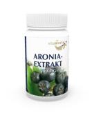 Aronia berry extract 500mg + zinc & selenium 120 vegetarian Capsules Vita World German pharmacy production