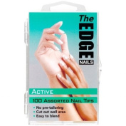 The Edge Active Nail Tip - Pack of 100