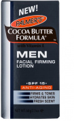 Palmer's Cocoa Butter Formula Facial Firming Lotion with SPF15 for Men