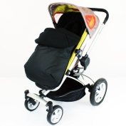 Baby Travel Footmuff and Head Hugger Universal Fit