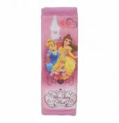 Disney 7021001 Princess Seat Belt Pad Castle